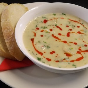 Seafood Chowder (Medium)